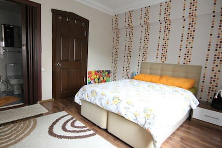 Lux double room with Private Bath