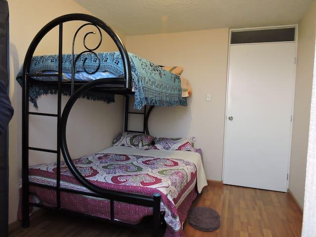 Dormitorio 2  (imagen referencial)