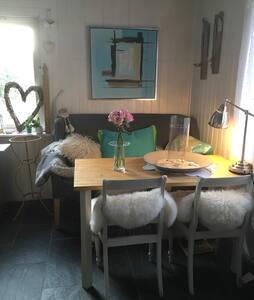 Lillehuset ved Oseberg haugen
