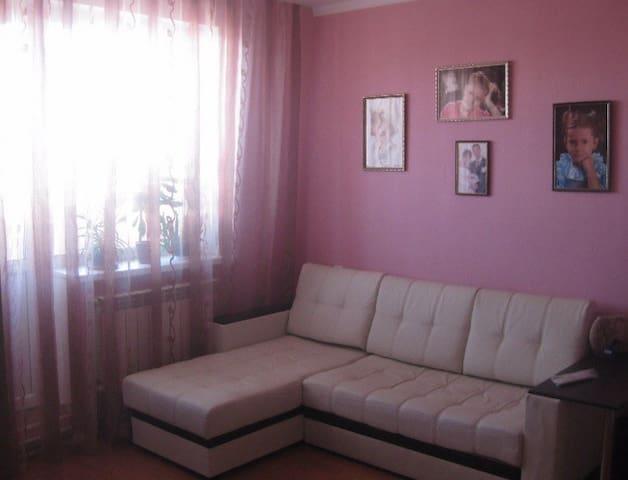 Уютная квартира за городом - Belgorod - Apartamento