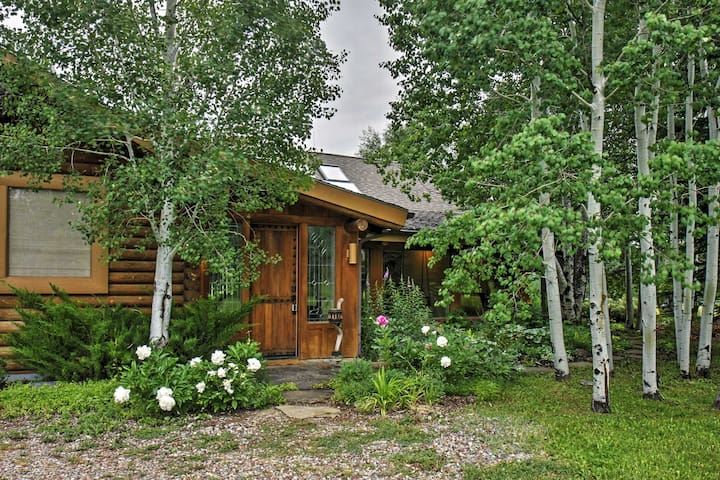 Charming 3BR Old Snowmass Home - Snowmass - Hus