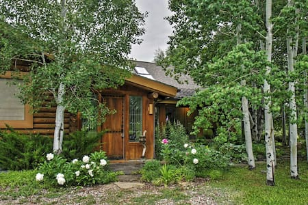Charming 3BR Old Snowmass Home - Snowmass - 独立屋