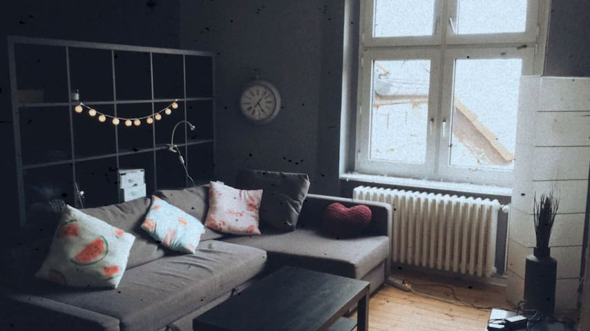 Comfortable apartment in Berlin, perfect location