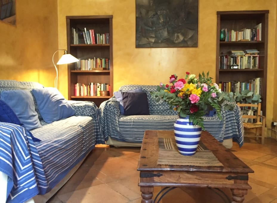 relax sofas area