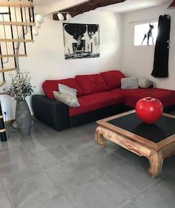 Maison Normande Chaleureuse & Jacuzzi + Sauna