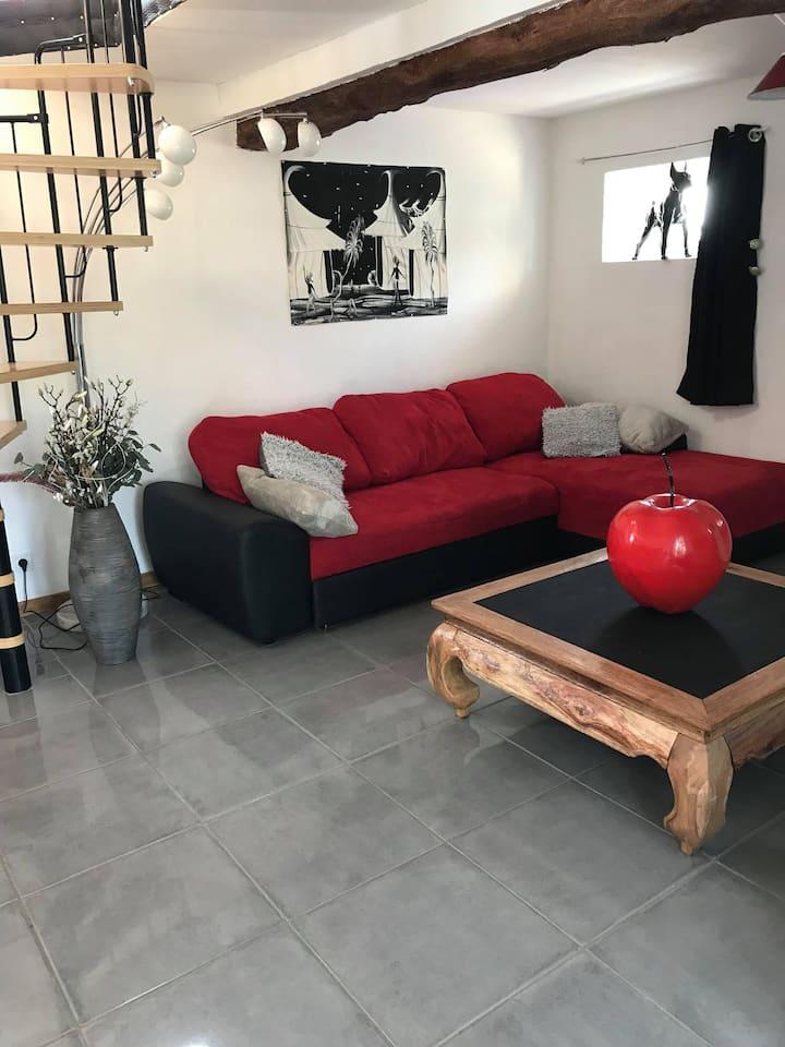 Maison Normande Chaleureuse & Sauna