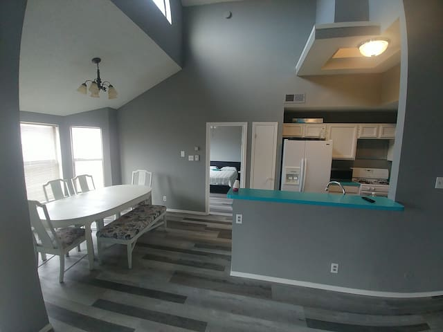Freshly Remodeled Conveniently Located Home