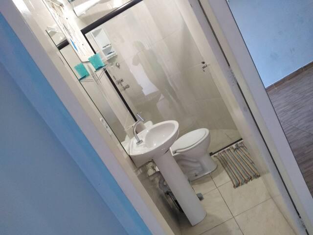 Banheiro/ toalete