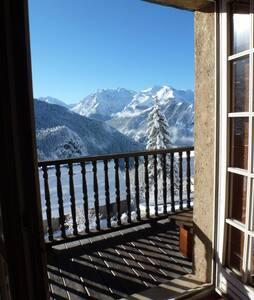 A balcony over the Alps - Huez en Oisans - Wohnung