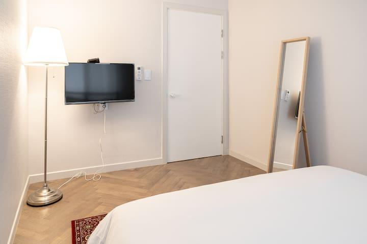 프라이빗 게스트룸 (침실)
