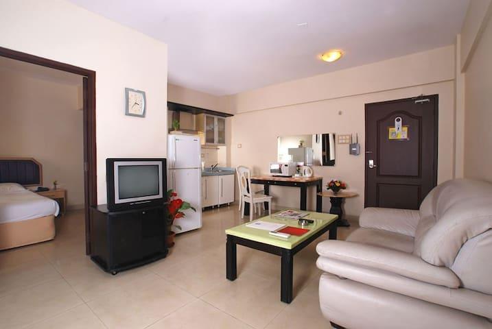 Regular 1BHK Apartment - Bombaim