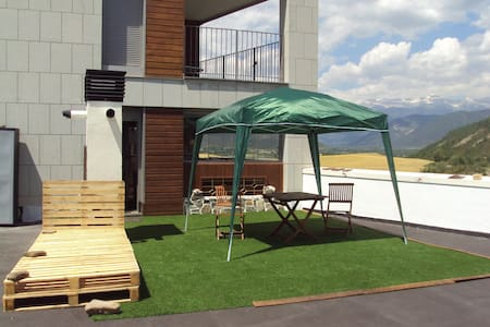 Las Margas Golf & Pirineo Aragones - Sabiñánigo