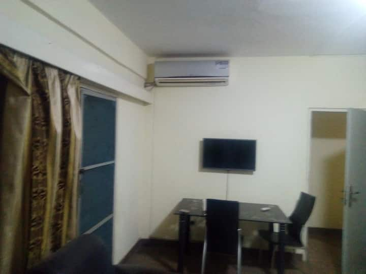 A cute furnished bedsitter at dansoman ssnit flat