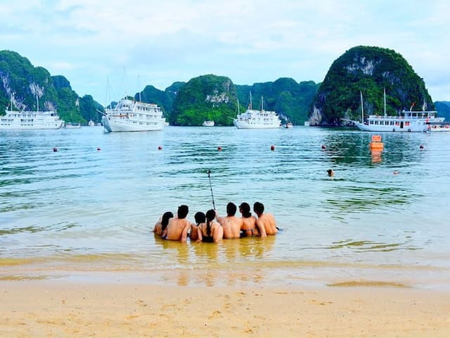 Ha Long - Cat Ba Island for 3 days/2 nights