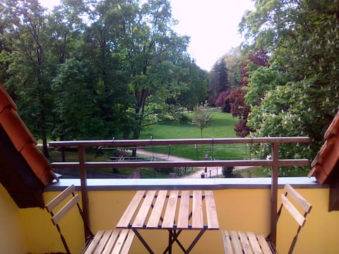 Nice apartment *** near vineyards and ramparts