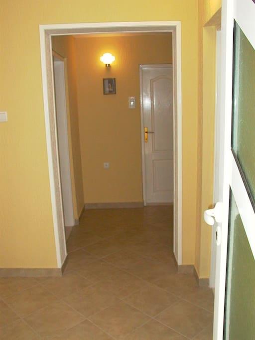 Entrance. Hallway