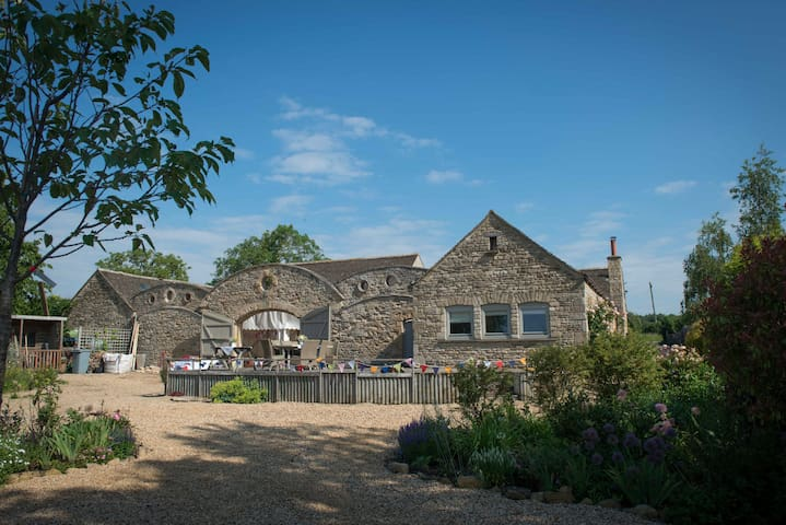 Luxurious, cosy barn near Stamford - sleeps 2