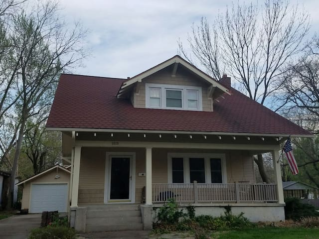 Charming 1920s Craftsman style home - Sedalia - Rumah