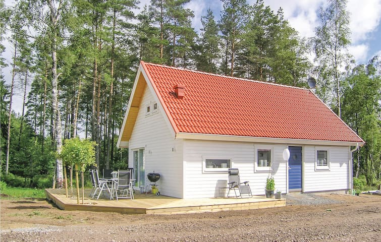 Holiday cottage with 1 bedroom on 78m² in Vaggeryd