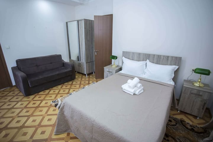 Wonderful Large double room in the city center of Batumi