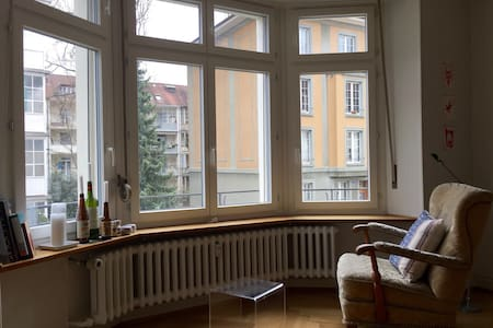 Bright private room near Basel SBB station - Βασιλεία - Διαμέρισμα