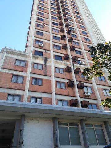 Alquiler mensual Apartamento en el centro ciudad