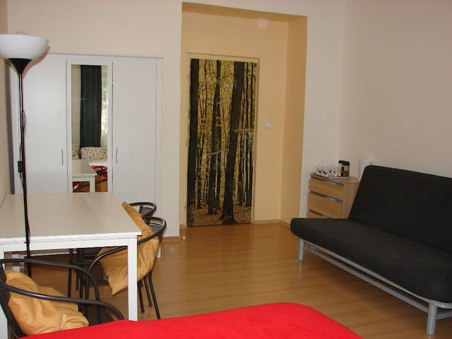 Prague 3 Private Kondo 2 for up to 3