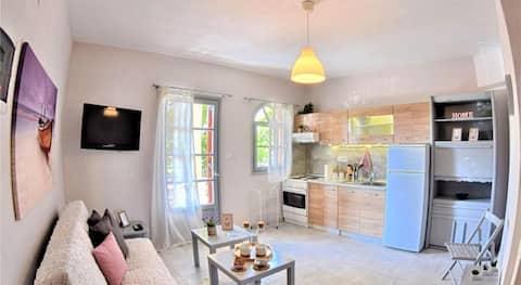 Calma Luxury Apartments #3 Sozopoli in Halkidiki