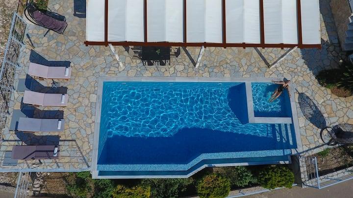 Kathisma Blue Villa Lefkada ( Λευκάδα , Κάθισμα )