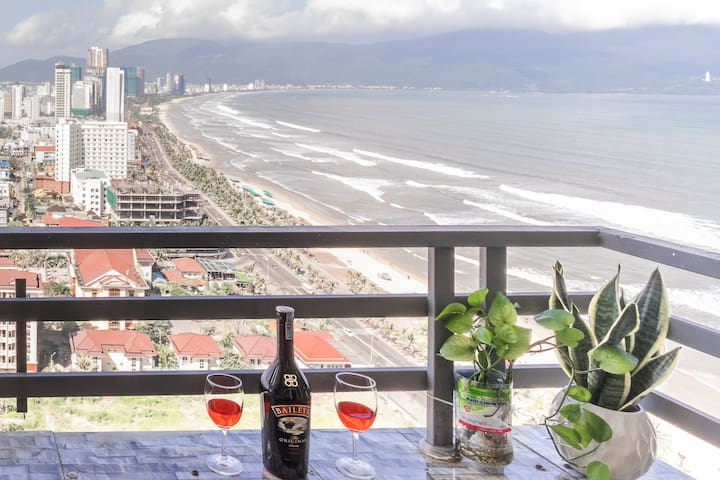 $MT2838-Sea view-Muong Thanh Apartment-2BedR-2Bath