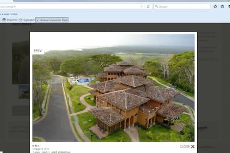 Apartamento Lomas 2D NATIVA Resort - Tarcoles