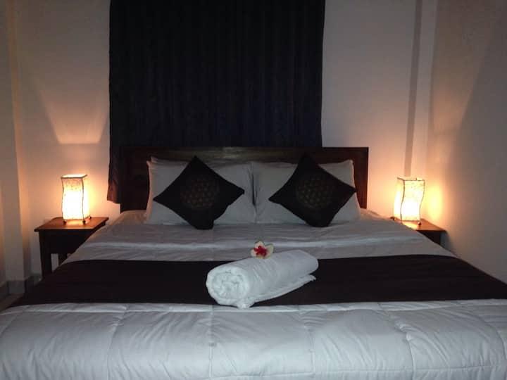 Umah Pekak ,apartment in Balinese compound,,