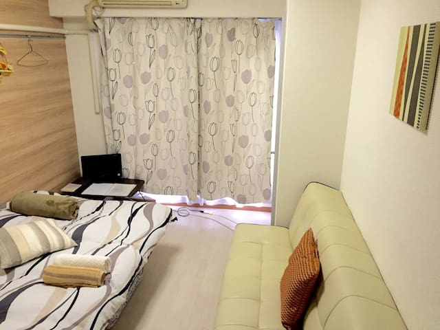 Easy to find  tourist attractions!! - Minami Ward, Hiroshima - Apartment