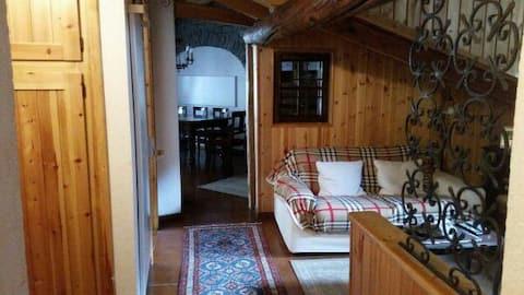 Tipica abitazione Valdostana