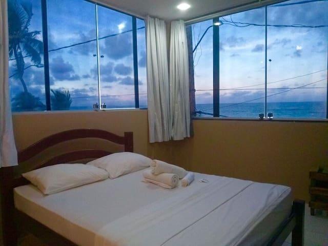 Suites a Beira Mar em Maracaípe-Porto de Galinhas