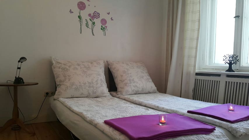 Room for two persons - Berlin - Wohnung