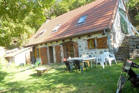 Au coeur du pays vert... - Jou-sous-Monjou - House