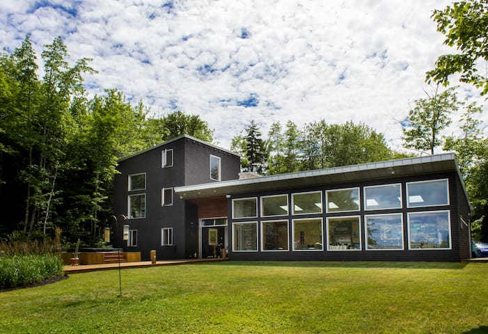 Retreat by the lake in Nova Scotia - Mineville - Szoba reggelivel