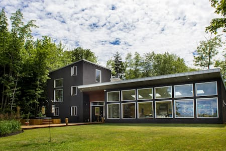 Retreat by the lake in Nova Scotia - Mineville - B&B