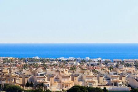 Apartamento con vistas al mar - Orihuela, Comunidad Valenciana, ES - Apartemen