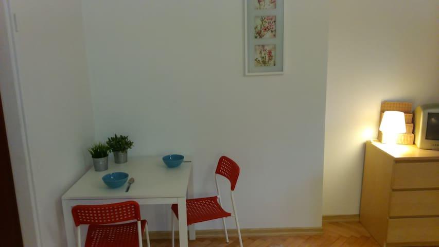 Kawalerka na Julianowie - Łódź - Appartement