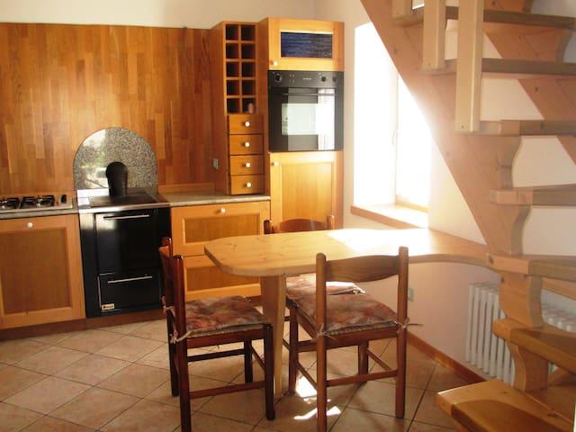 Casa Pirét - Strembo - Strembo