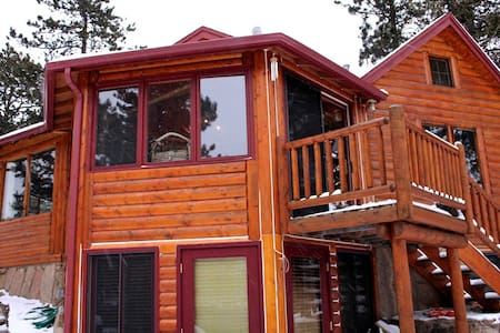 Mountain Masterpiece - Beautiful cabin on 2.2 acres at Wildbasin