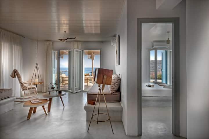 Luxury Villa at Kythnos