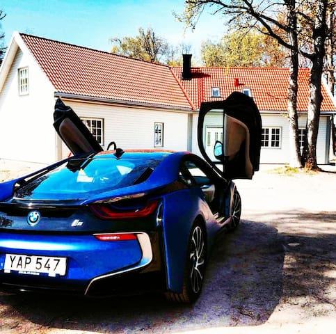 Stor Villa i Sundbyholm