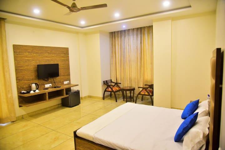 Serene Suites Bedroom 3