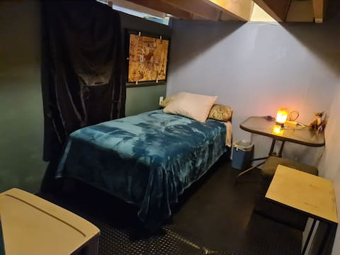 Habitacion cama individual