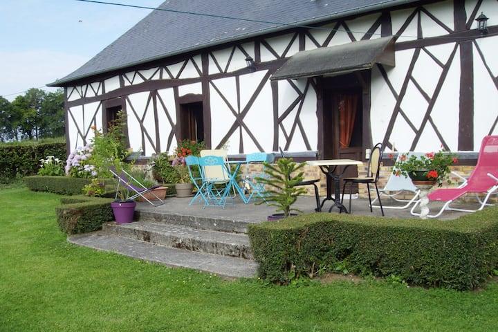 Gîte Normand pour 4 à 6 personnes