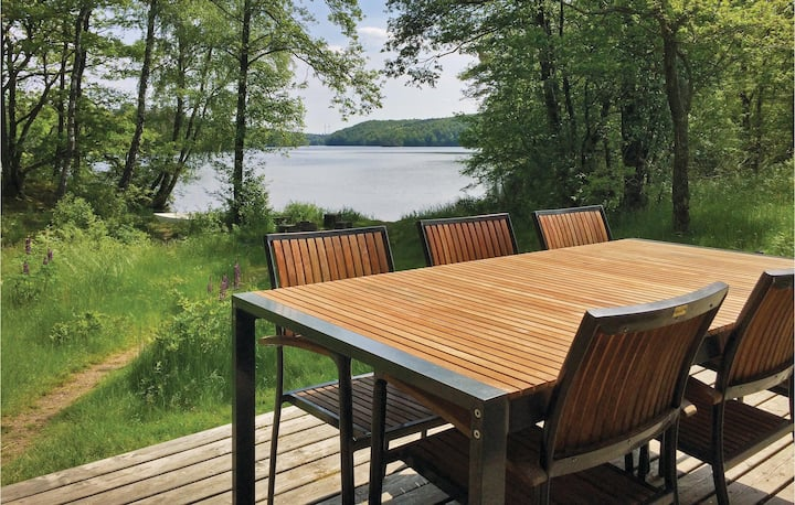 Nice home in Laholm with WiFi and 4 Bedrooms
