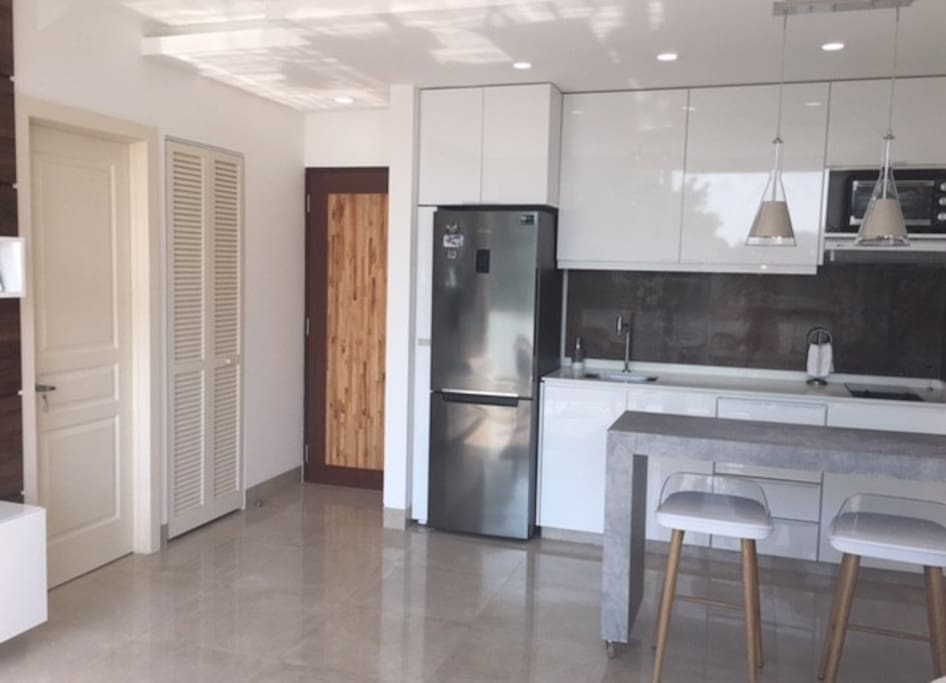 New and modern apartment in perfect location